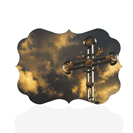 Amazon Com Sign Destination Aluminum Metal Wall Decor Christian