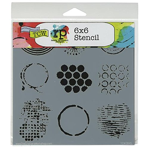 Crafters Workshop 6x6 Template (Crafter's Workshop Templates 6