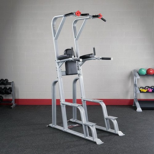 Vertical Knee Raise Station by Body-Solid