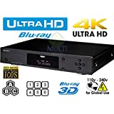 Oppo UDP-203 4K Ultra HD Blu-ray Disc Player with Dual HDMI Outputs (Free HDMI Cable)