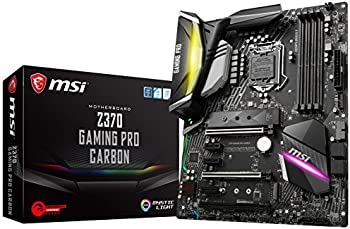 MSI Z370 Gaming PRO Carbon DDR4 SLI ATX Motherboard