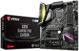 MSI Z370 GAMING PRO CARBON DDR4 SLI ATX Motherboard