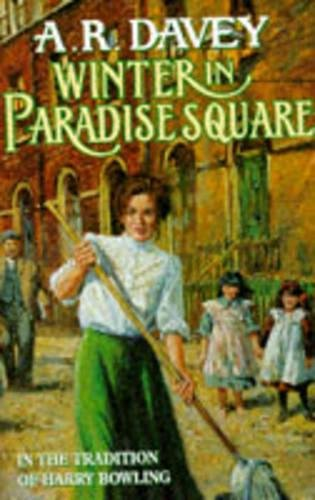 book cover of Winter in Paradise Square