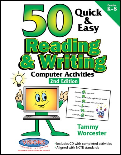 50 Quick & Easy Reading & Writing Activities: 2nd Edition