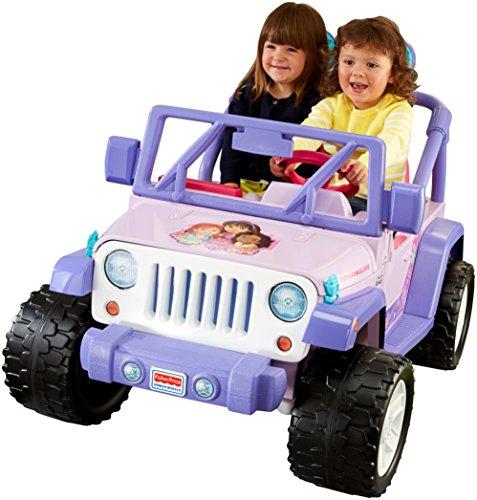 Dora Jeep - 2