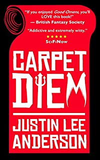 Carpet Diem by Justin Lee Anderson ebook deal