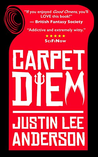 Book: Carpet Diem - or How to Save the World by Accident by Justin Lee Anderson