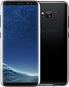 Samsung Galaxy S8 Factory Unlocked Smart Phone 64GB Single SIM - International Version (Black)