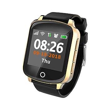 smartwatch IP68 Resistente al Agua GPS + LBS + Monitor de ...