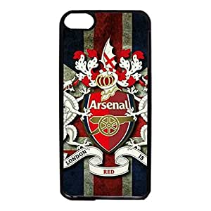 Hot Official Arsenal Football Club Phone Case Arsenal FC Logo Design Fine Ipod Touch 6th Generation Phone Case Cover