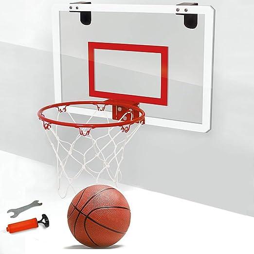 Soldmore7 - Canasta de baloncesto con panel posterior a prueba de ...