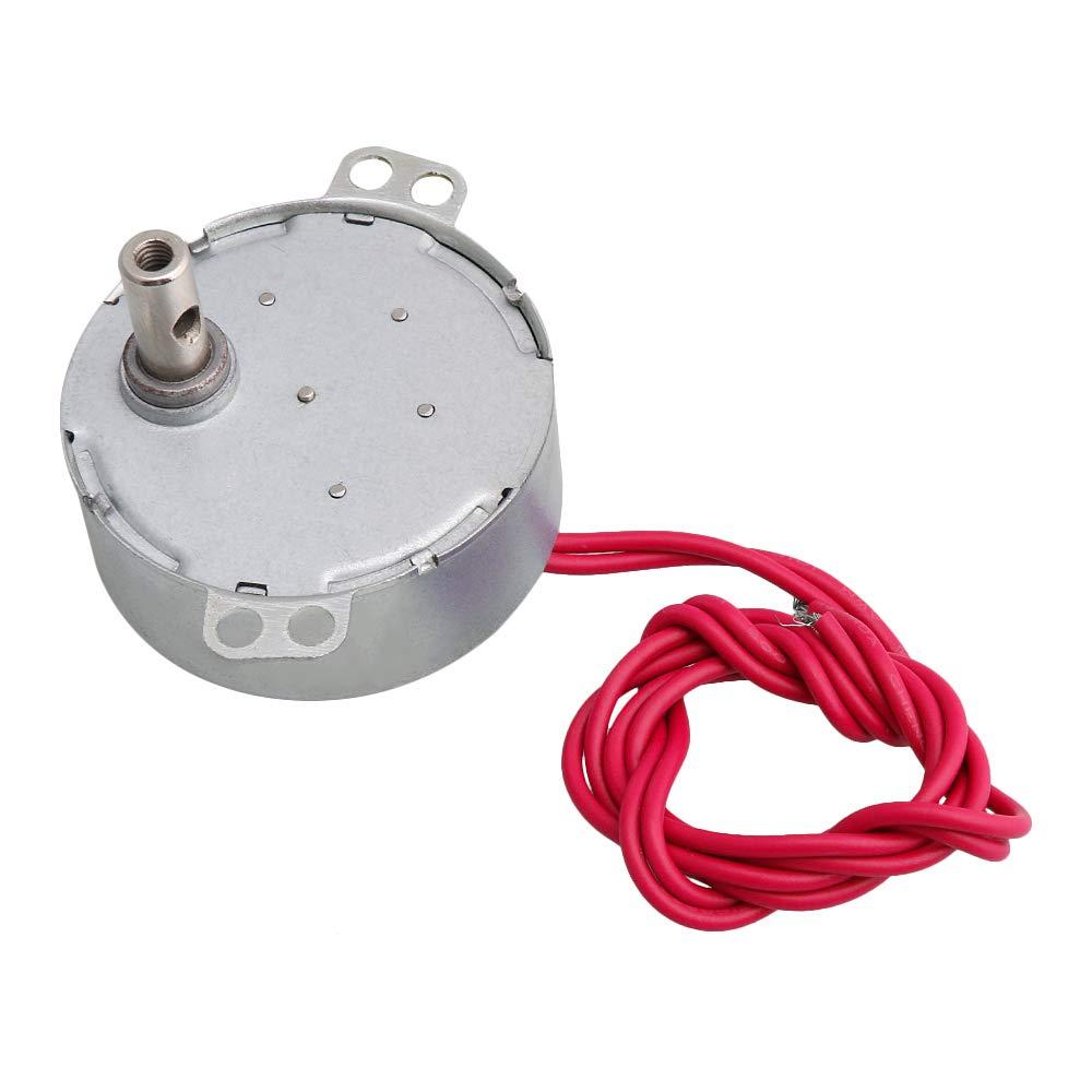 Motor de tocadiscos, motor síncrono AC12 4 W CCW/CW 4 - 5 ...