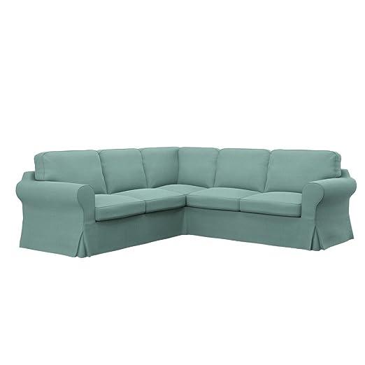 Soferia - IKEA EKTORP Funda para sofá Esquina 2+2, Elegance ...
