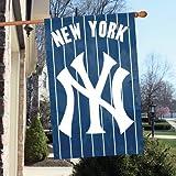 "New York Yankees MLB Applique Banner Flag (44×28″)"" – PAR-AFNYY Review"