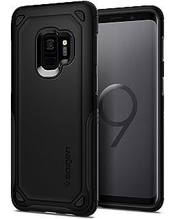 c70c7f24b9d Spigen Funda Galaxy S9, Samsung Galaxy S9 Funda, Hybrid Armor - Clear TPU/