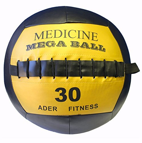 Ader 2lb-30lb Soft Mega Medicine Balls (30lb)