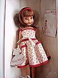 "Betsy McCall Doll Robert Tonner 14"" Scissors Dress 1996"