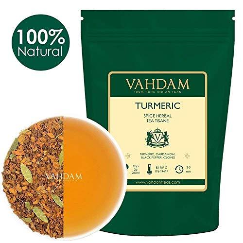 VAHDAM, Earl Grey Green Tea Loose Leaf (100 Cups) | POWERFUL & STRONG ANTI-OXIDANTS | Loose Leaf Earl Grey Tea With Pure Green Tea Leaves | Brew as Hot Tea or Iced Tea | 3.53oz (Set of 2)