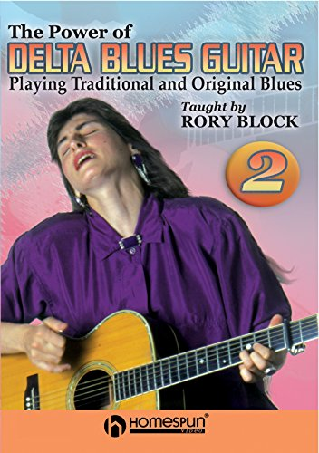 The Power of Delta Blues Guitar - Vol 2 [Instant (Acoustic Blues Blocks)