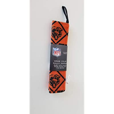 NFL Rally Paper Crinkle Toy - Chicago Bears : Baby