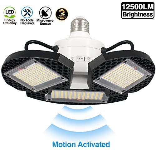 Led Garage Lights Motion