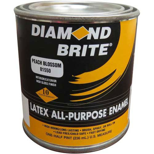 diamond-brite-latex-gloss-enamel-paint-hunter-green-8-oz-pail-6-case