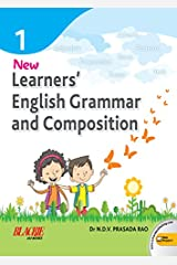 New Learner's English Grammar & Composition Book 1 Paperback