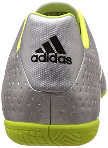 fútbol 16 Botas 4 Amasol de In Plata para Ace Negbas Adidas Hombre Plamet T54qwY5