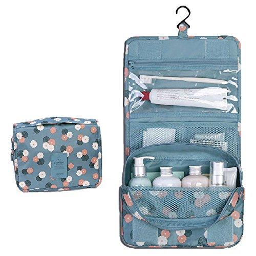 Tancendes Waterproof Cosmetic Organizer Multifunctional