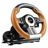 Speedlink Drift O.Z. Racing Wheel for PC - Black/Orange