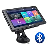 Best Bluetooth Gps - AWESAFE GPS Navigation for Car 7 Inches Bluetooth Review