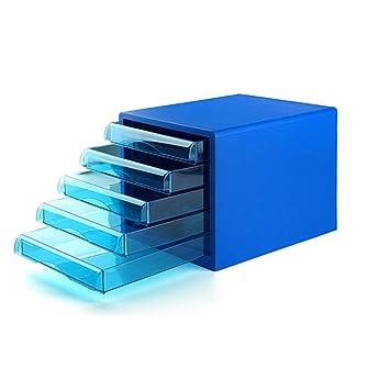 Amazon.com: Flat File Cabinets File Cabinet Data Box Desktop ...