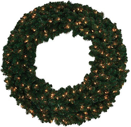 J & J Seasonal Mcgn-416-48 Brookdale Commercial Wreath, 48