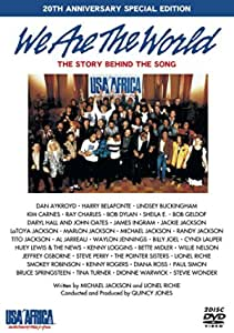 (Various Artists) - We Are The World 20Th Anniversary Special Edition (2 Dvd) [Edizione: Giappone]
