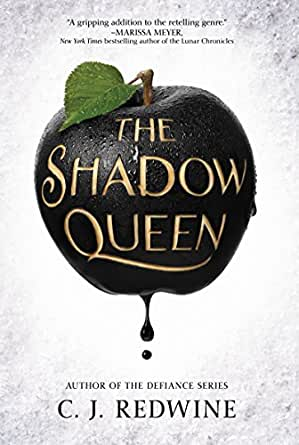 Read The Shadow Queen Ravenspire 1 By Cj Redwine
