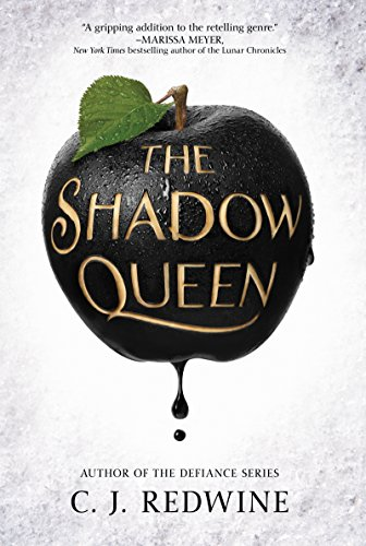 The Shadow Queen (Ravenspire Book 1) cover