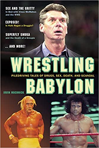 Sex and scandal in pro wrestling