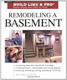 Remodeling a Basement, Roger German, 1561586595