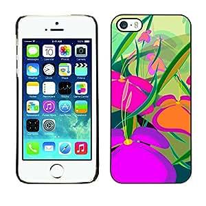 Stuss Case / Funda Carcasa protectora - The Majestic Hinterlands - iPhone 5 / 5S