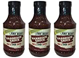 The Best BBQ Sauce You'll Ever Taste (3 pack)