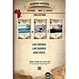 Kenya: Intégrale Mini Roadbook Adventure (Edition Française) (French Edition)