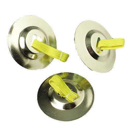 DollarItemDirect Finger Cymbals, Sold by 6 Dozens ()