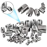 Transporter-Space - 50pcs Silver Stainless Steel