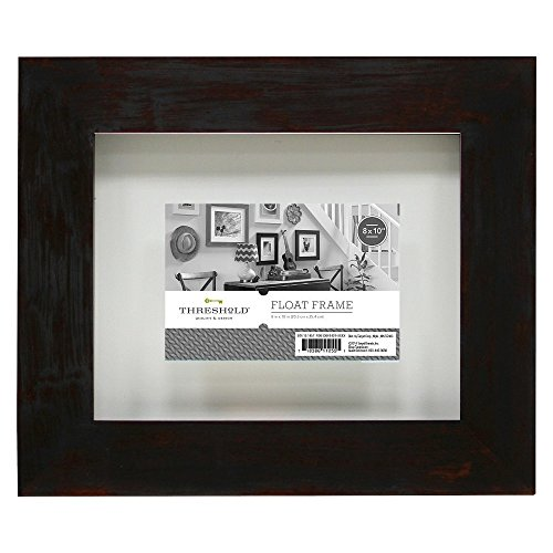 threshold-flat-gallery-float-fram-espresso-8x10