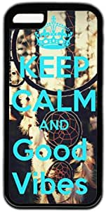 Dream Catcher Keep Calm And Good Vibes Theme Iphone 5c Case