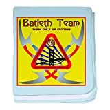 CafePress - Batleth Team - Baby Blanket, Super Soft Newborn Swaddle
