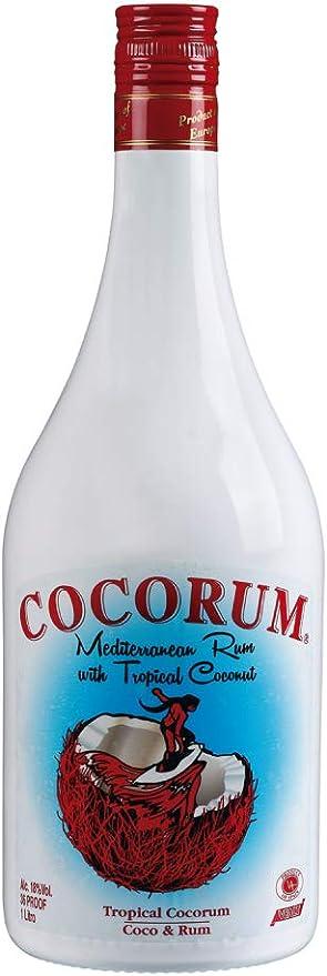 LICOR COCO Y RUM COCORUM 100 CL.: Amazon.es ...