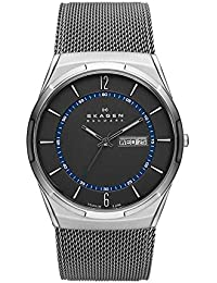 Men's SKW6078 Melbye Grey Titanium Mesh Watch