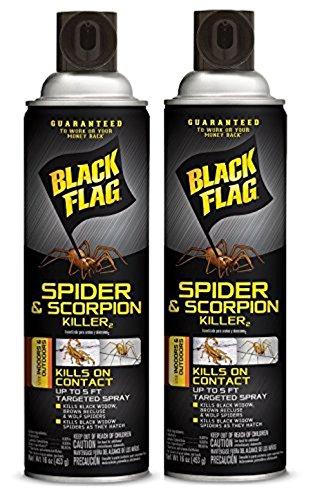 spider scorpion killer aerosol