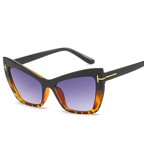 Yangjing-hl Gafas de Sol Star Fashion Fashion Gafas de Sol ...